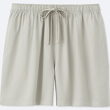 WOMEN RELACO SHORTS, LIGHT GRAY, medium