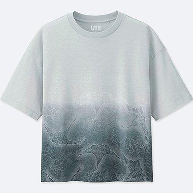 Damen UT T-Shirt Katagami