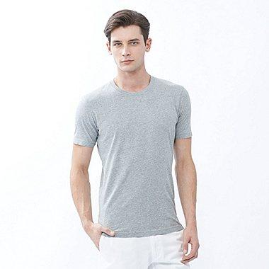 HERREN Supima Cotton T-Shirt mit Rundhalsausschnitt