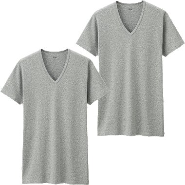 HERREN Supima Cotton T-Shirt 2P