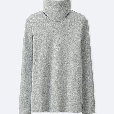 DAMEN Supima Cotton Langarmshirt