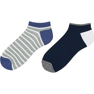 JUNGEN Socken Kurz 2 Paar