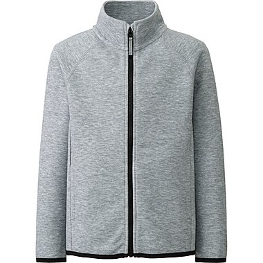 Veste Sweat Zippée Dry Stretch ENFANT