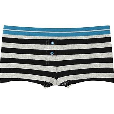 WOMEN Boy Shorts (Stripe)