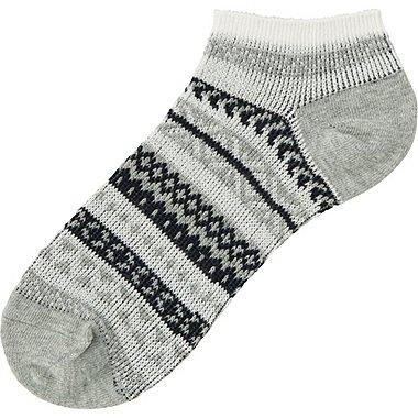 HERREN Socken Kurz Gemustert