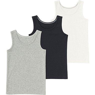 Sous-Vêtement Coton Supima Lot de 3 BÉBÉ