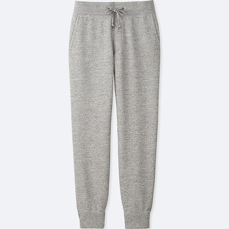MEN SWEATPANTS, GRAY, large