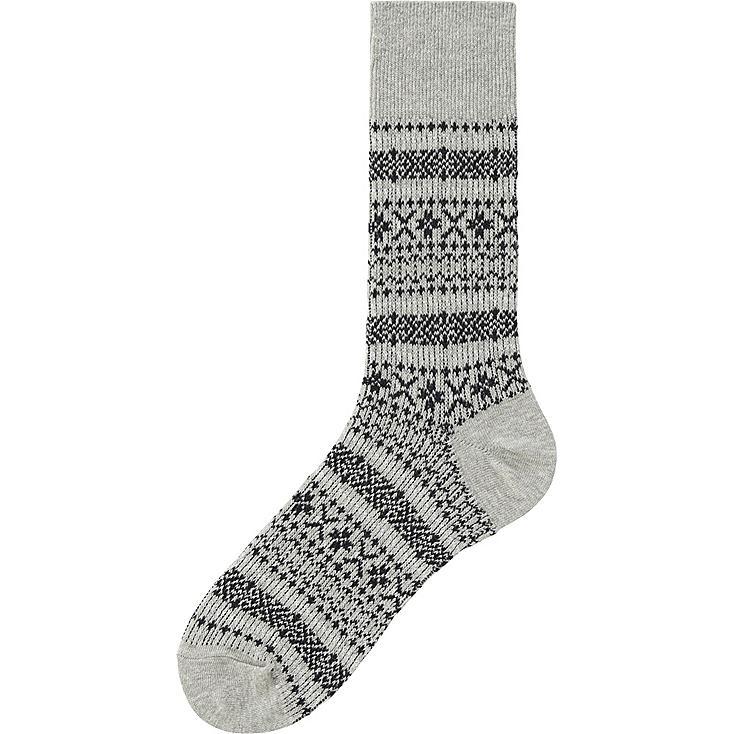 HERREN Socken Gemustert