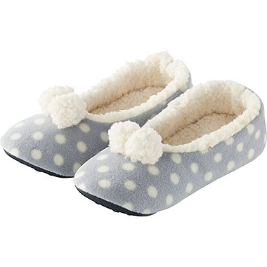 Chaussons Polaire FEMME