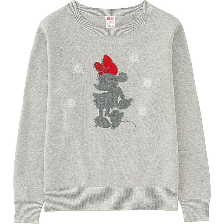 KINDER Strickpullover Disney Kollektion