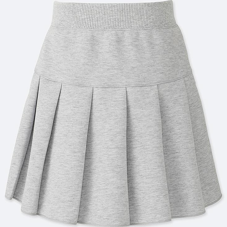 GIRLS Dry Sweat Tuck Skirt