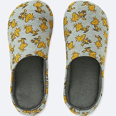 KAWS X PEANUTS Room Shoes