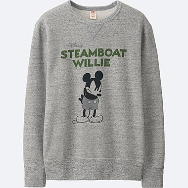 MEN Disney Collection Sweatshirt