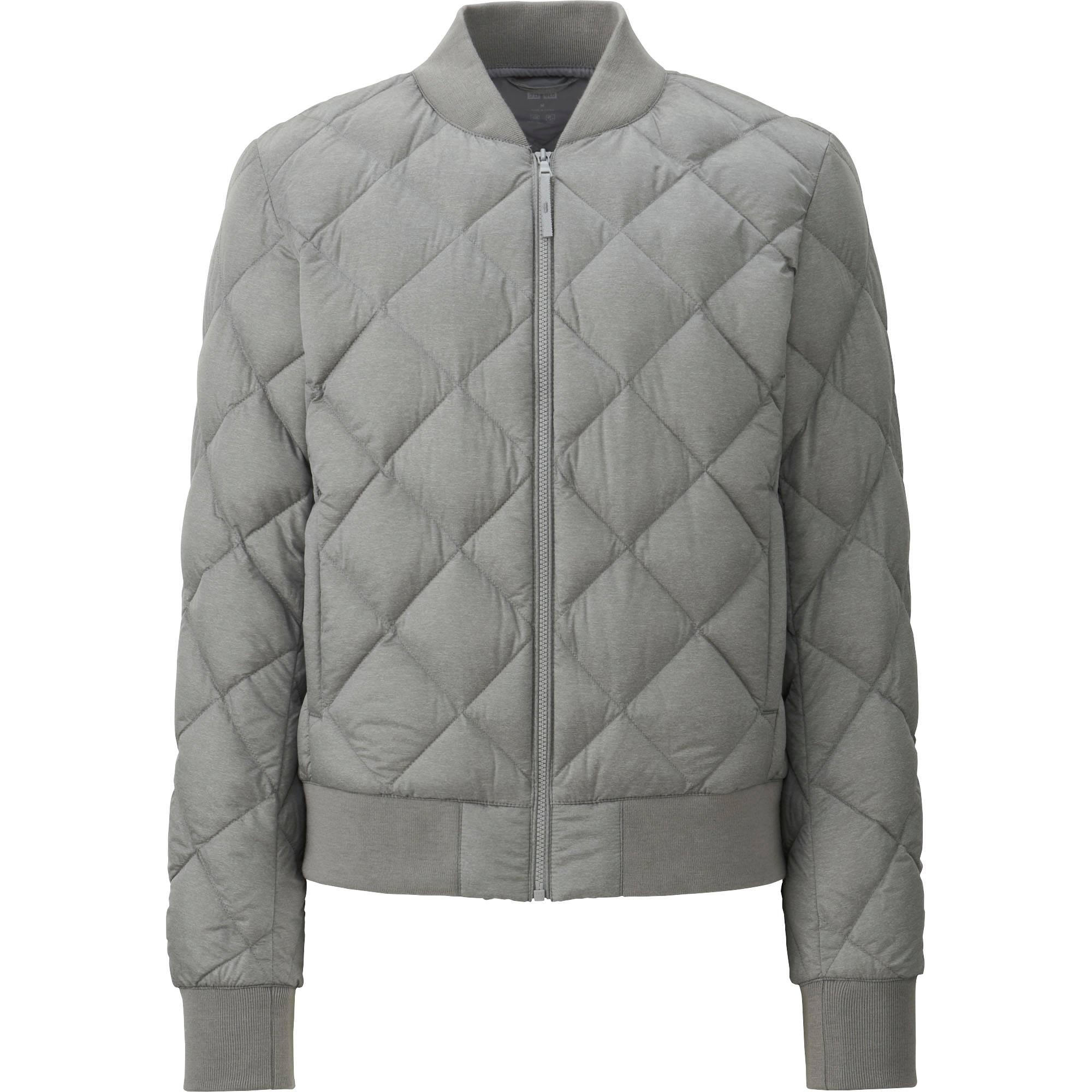 WOMEN ULTRA LIGHT DOWN RIBBED BLOUSON | UNIQLO US : uniqlo quilted jacket - Adamdwight.com