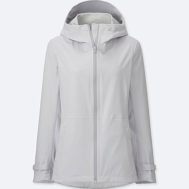 WOMEN BLOCKTECH PARKA, GRAY, medium