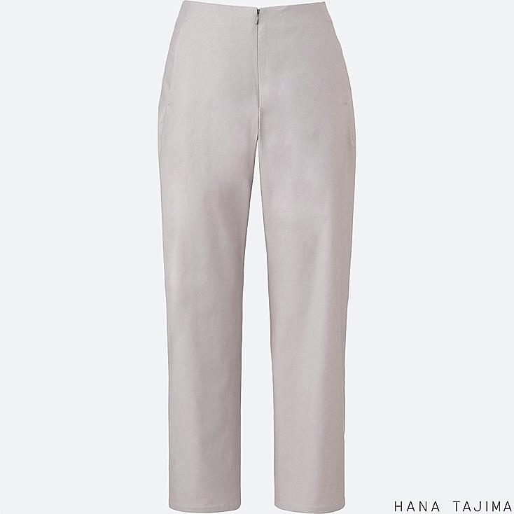 WOMEN HANA TAJMA TENCEL ANKLE LENGTH TROUSERS