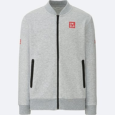 MEN Novak Djokovic Dry Stretch Sweat Jacket 17AUS