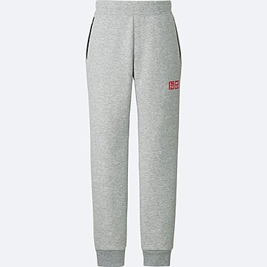 MEN ND DRY STRETCH SWEATPANTS 17AUS, GRAY, medium