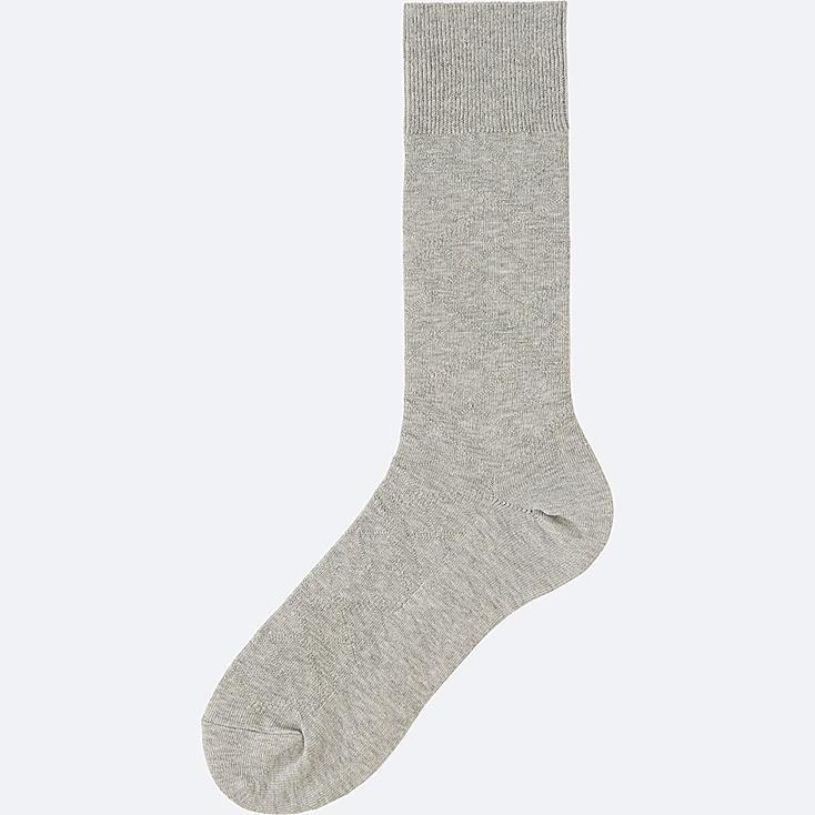 Calcetines de cuadros algodón SUPIMA (Talla 42-46) HOMBRE