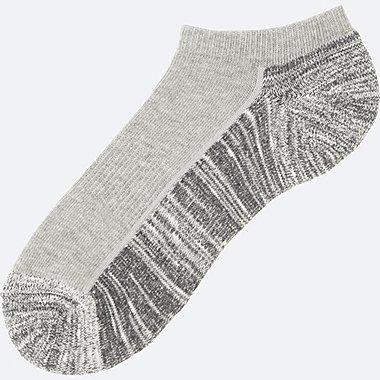 MEN Slub Pile Short Socks
