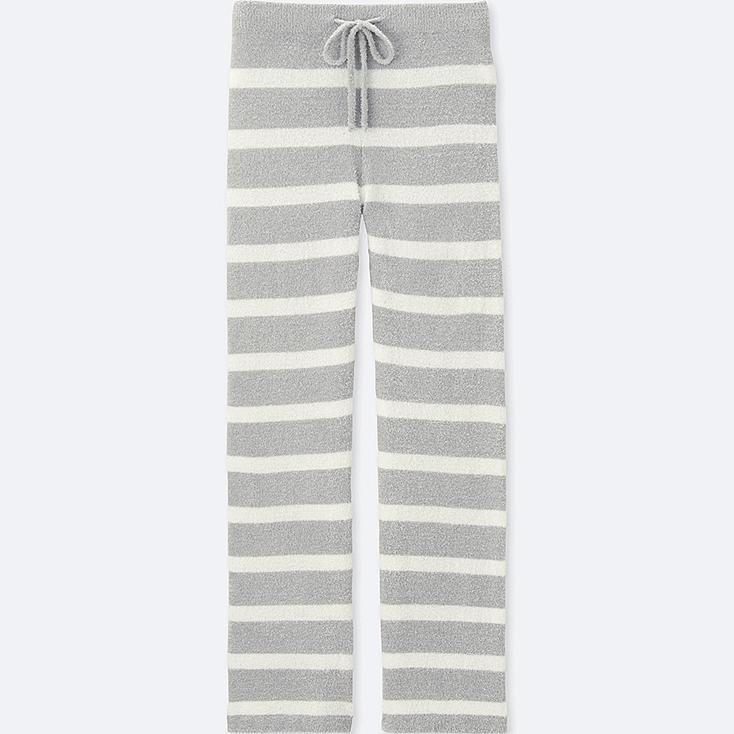 WOMEN Fluffy Yarn Lounge Pants (Stripe)