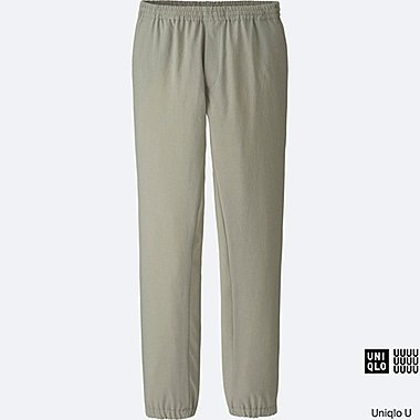 MEN Uniqlo U Light Weight Jogger Trousers