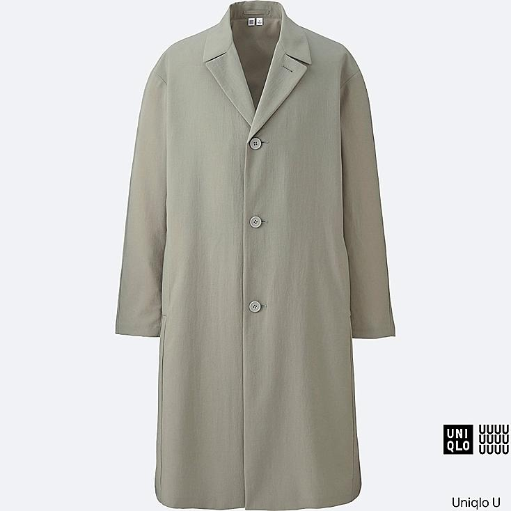 MEN Uniqlo U Light Weight Oversized Coat
