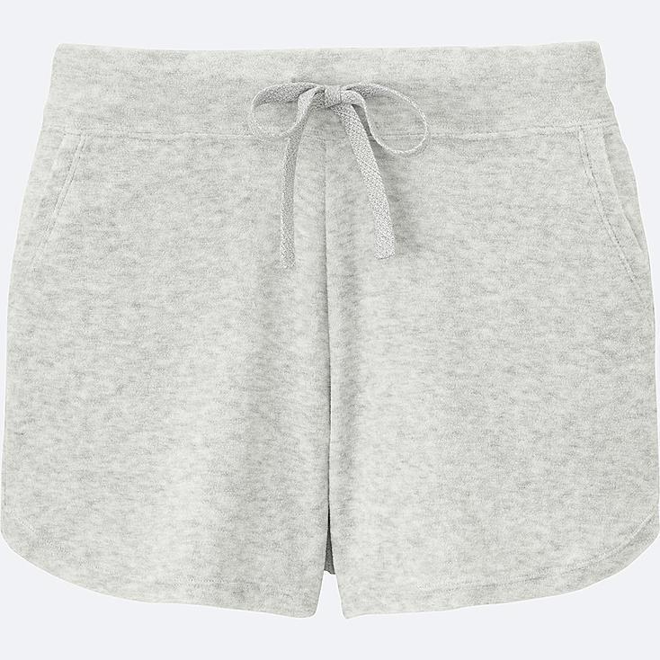 WOMEN AIRism Pile Lounge Shorts