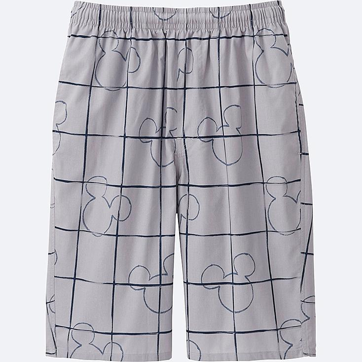 MEN DISNEY COLLECTION STETECO SHORTS, GRAY, large