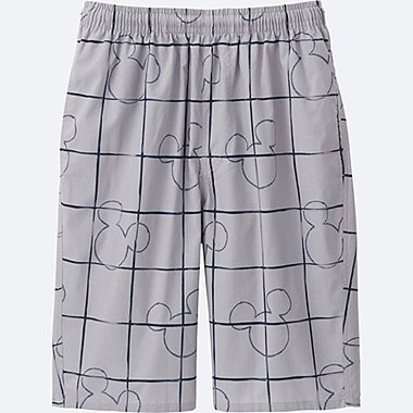 MEN DISNEY COLLECTION STETECO SHORTS, GRAY, medium