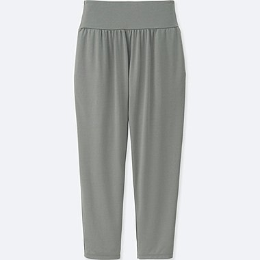 WOMEN AIRism Yoga Cropped Pants