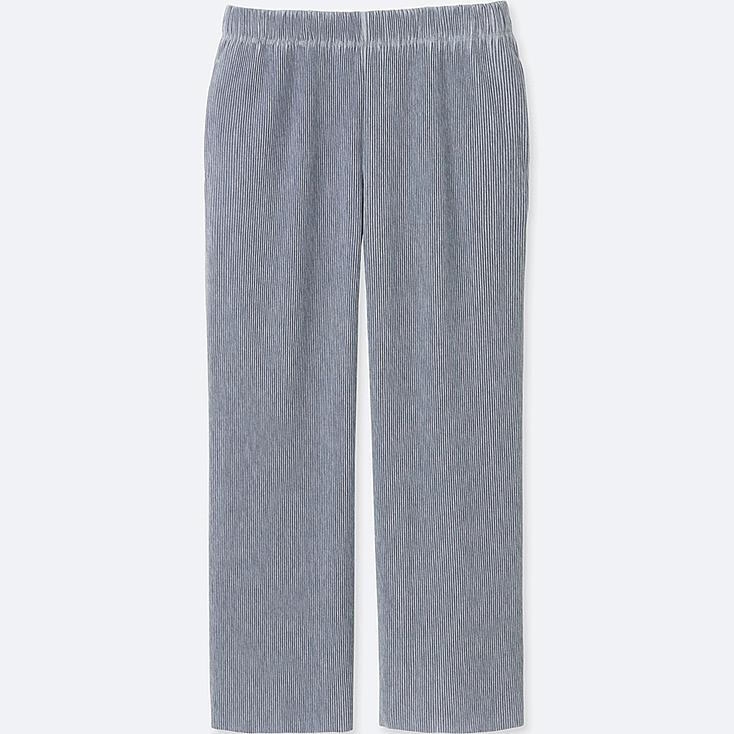 WOMEN Pleated Culottes Trousers