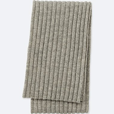 KIDS HEATTECH KNITTED SCARF