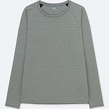 WOMEN DRY-EX WARM LONG SLEEVE T-SHIRT