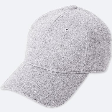 WOOL CAP, GRAY, medium