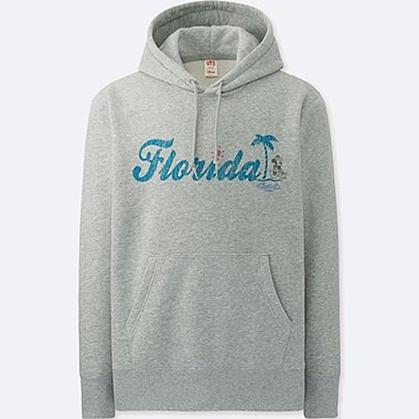 HERREN SWEATPULLOVER KAPUZE MICKEY TRAVELS