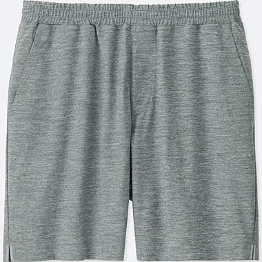MEN DRY-EX ULTRA STRETCH SHORTS, GRAY, medium