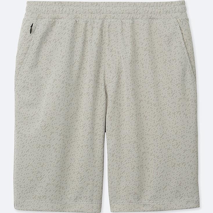 MEN DRY-EX KNEE LENGTH PANTS