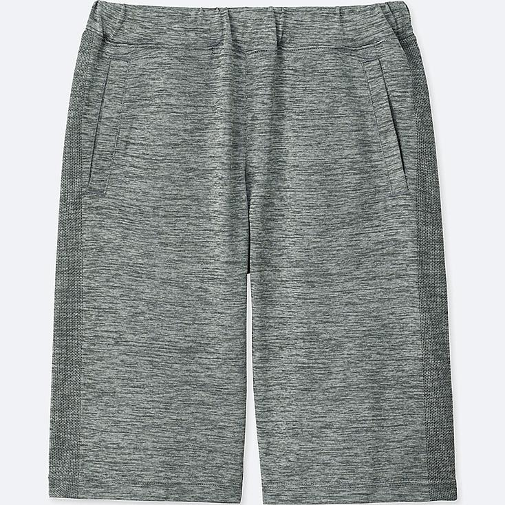 KIDS DRY-EX SHORTS, GRAY, large