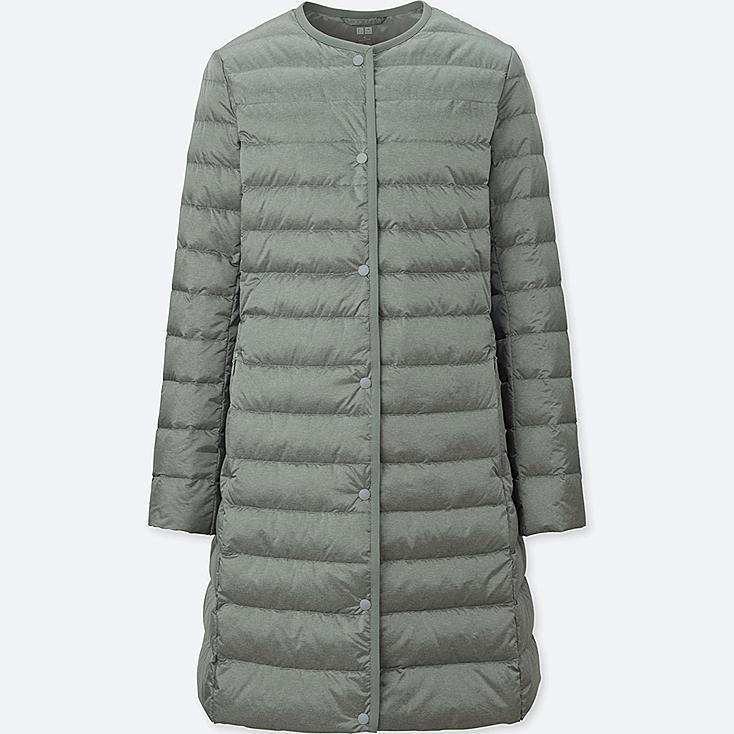 Uniqlo abrigo mujer