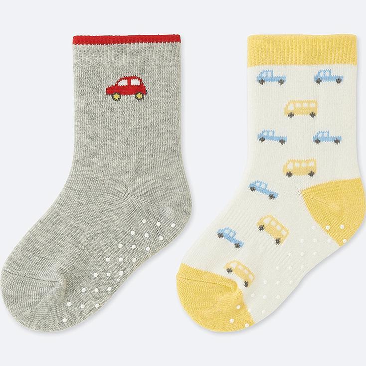 BABY SOCKS (SET OF 2) | Tuggl