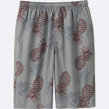 MEN 100% Light Cotton Easy Shorts