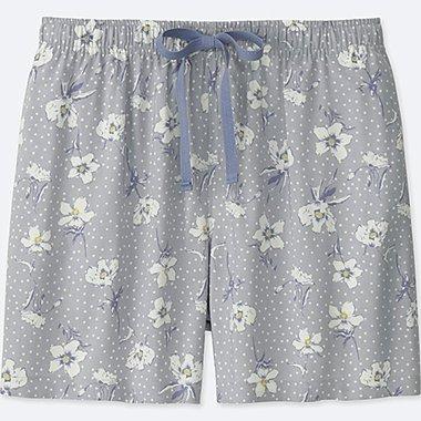 WOMEN Relaco Shorts (Dot Flower)