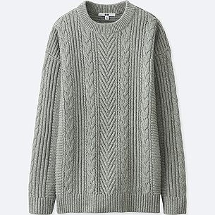 WOMEN CABLE LONG SWEATER/us/en/women-cable-long-sweater-408723.html