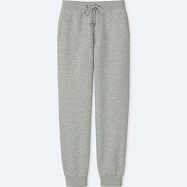 MEN PILE LINED SWEATPANTS