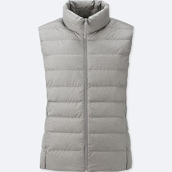 WOMEN ULTRA LIGHT DOWN VEST | Tuggl
