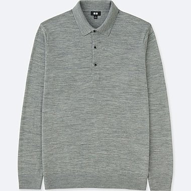 Men S Polo Shirts Uniqlo