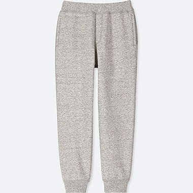 KIDS PILE LINED SWEAT TROUSERS