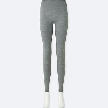 WOMEN HEATTECH SEAMLESS LEGGINGS