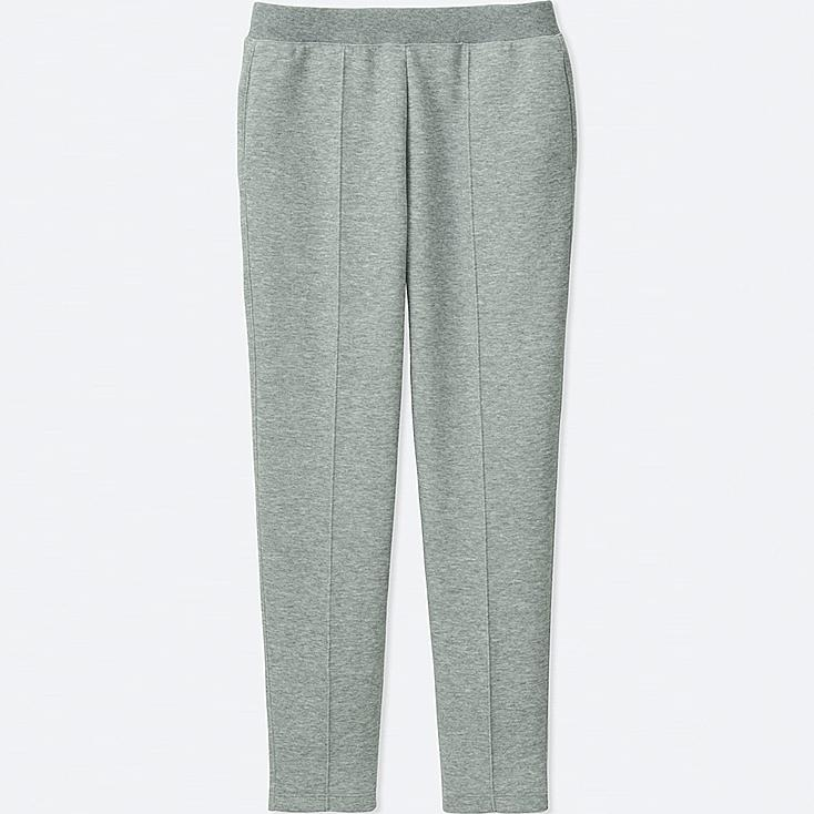 WOMEN DRY SWEATPANTS, GRAY, large